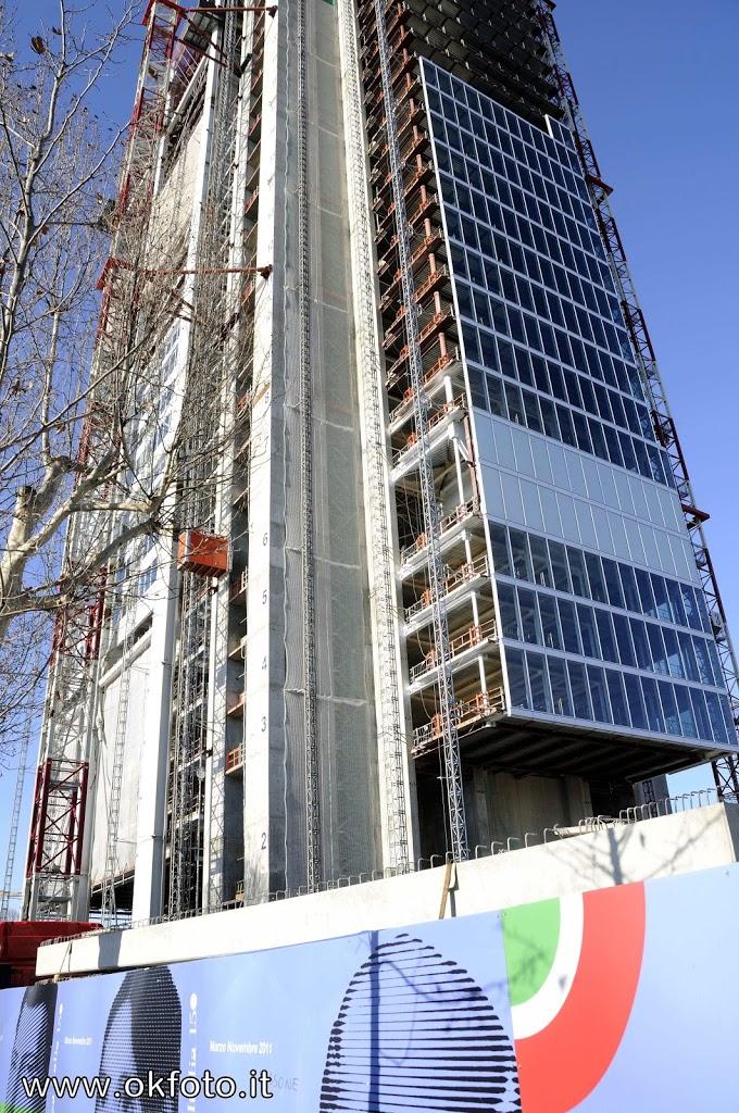Il grattacielo Intesa Sanpaolo, le foto dei lavori