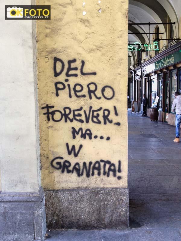 Anche i muri possono portare messaggi positivi
