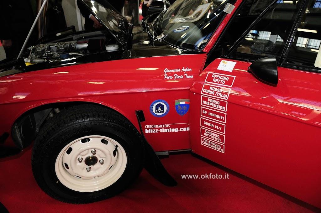 Pechino – Parigi 2013: la Lancia Fulvia coupè di Aghem-Trono (foto)