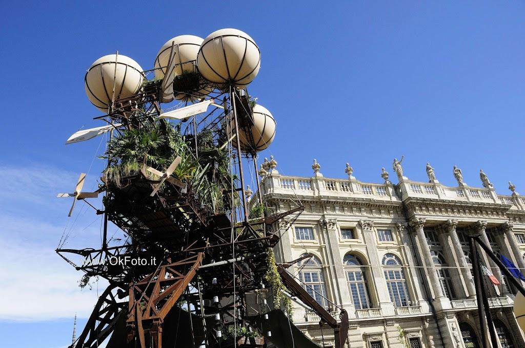 Aéroflorale II: l'expédition de Nantes à Turin
