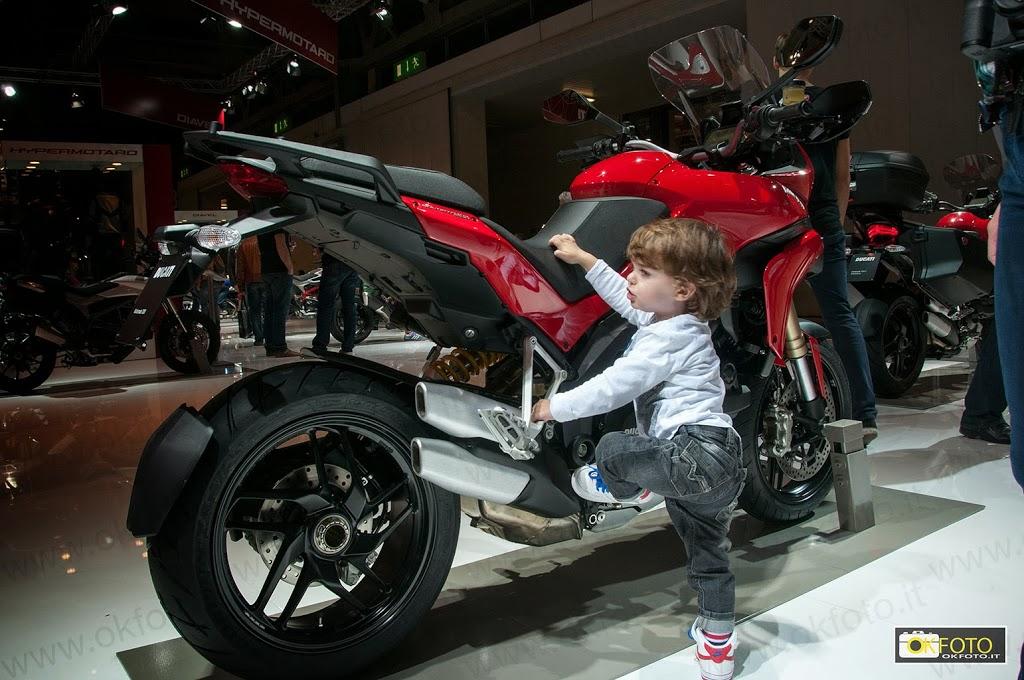 EICMA 2013, i motociclisti sono cambiati… e cambieranno ancora! (foto)