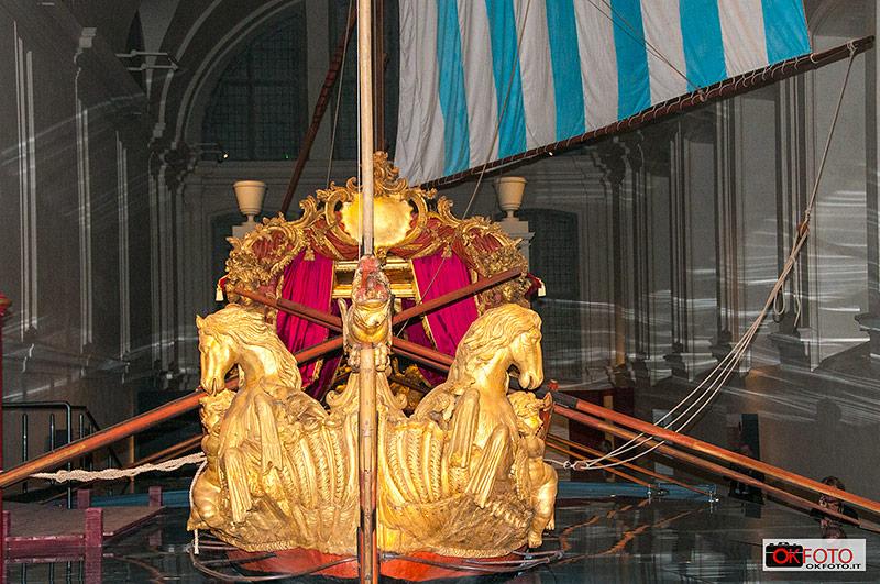 Il Bucintoro dei Savoia e le Carrozze Regali