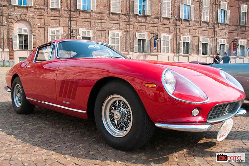 Il Concorso di Eleganza per automobili d'epoca a Torino
