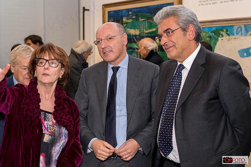 """Allo Juventus Museum la mostra dedicata a Enrico Paulucci, """"Un pittore in porta"""""""