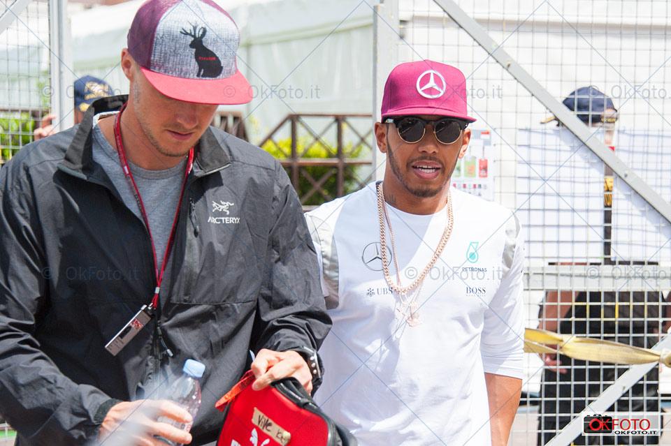 F1, Hamilton vince il GP di Monaco 2016