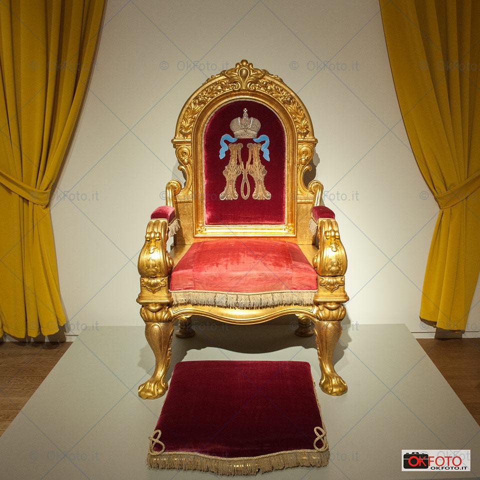 Meraviglie degli Zar, dal palazzo imperiale di Peterhof