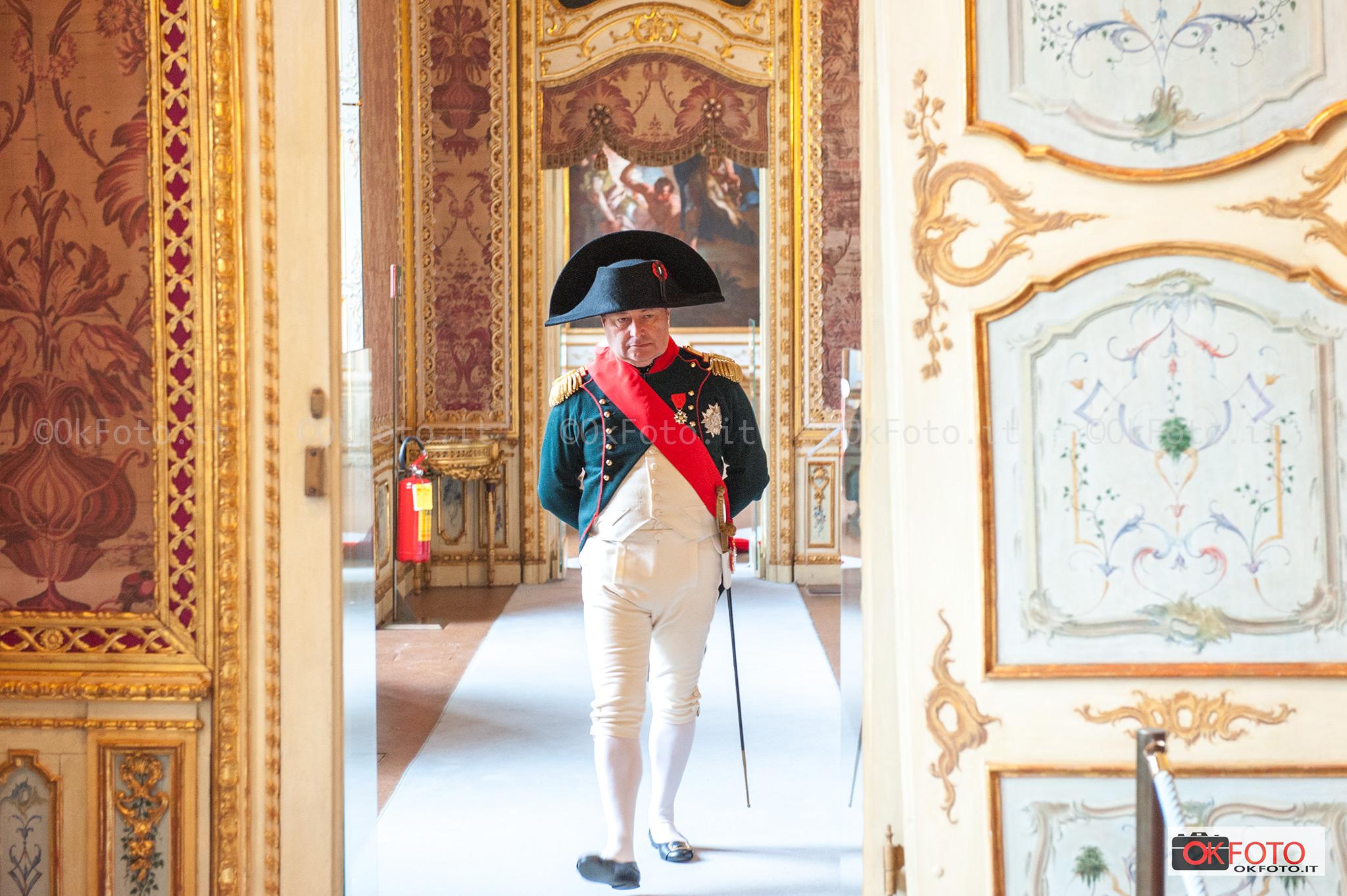 Il soggiorno di Napoleone alla Palazzina di caccia di Stupinigi