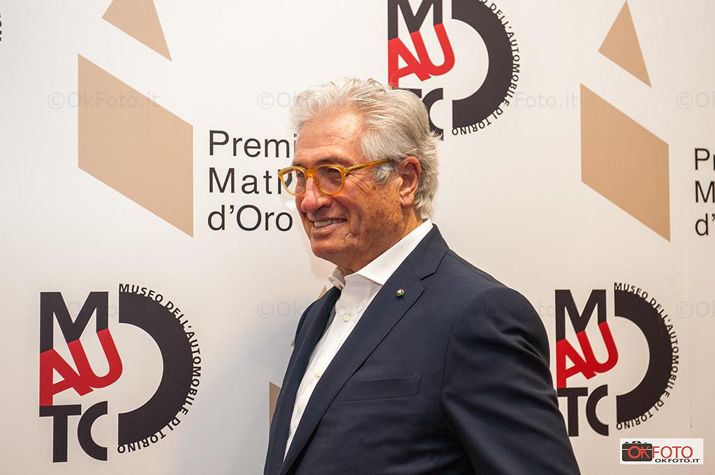 A Giugiaro il premio Matita d'oro del Museo dell'auto di Torino