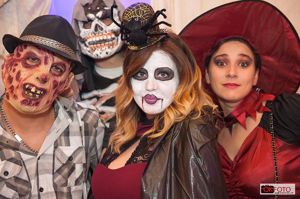 Halloween in Reggia, il party più spettacolare dell'anno