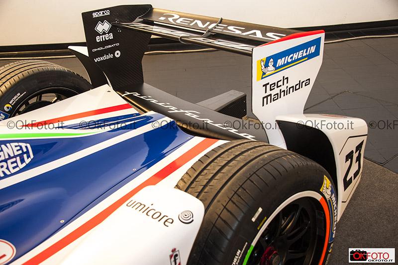 Dall'accordo con Mahindra Racing per la Formula E alle auto storiche esposte a Automotoretrò