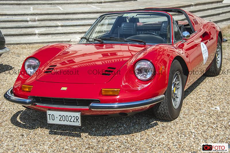 Dino 206 GT, un raduno a Maranello per i 50 anni (1968-2018)