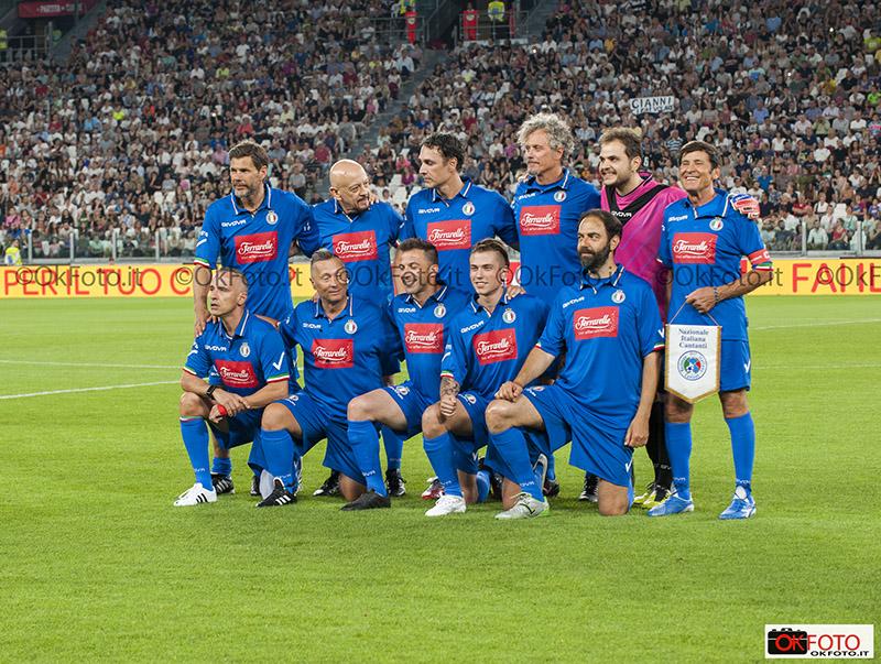 Torna a Torino la magia della Partita del Cuore