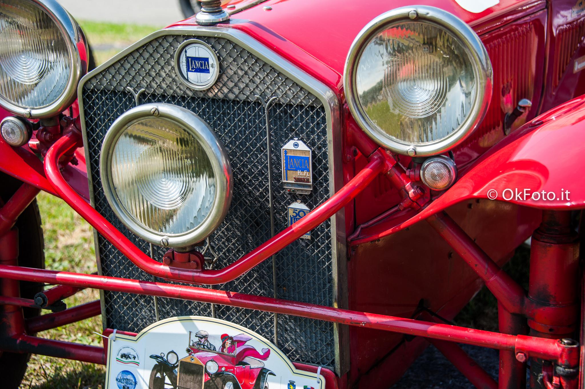 I cento anni della Lancia Lambda