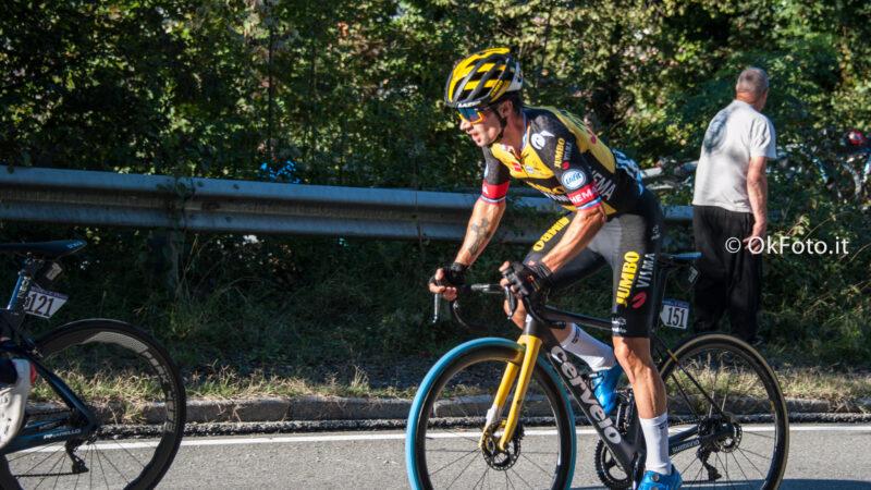 Ciclismo: Roglic vince la Milano-Torino 2021